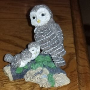 "Lil' Whoots ""Mother's Guidance"" Owl Figurine"
